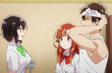 Araiya-san! Ore To Aitsu Ga Onnayu De   Chua Tek Ming~*Anime ...